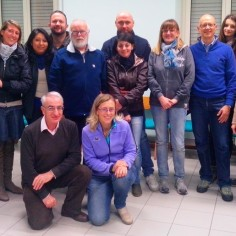 I partecipanti al corso 2013