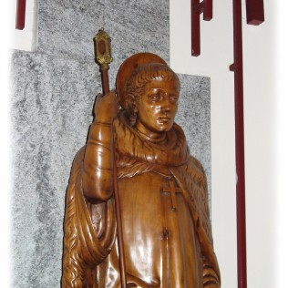 statua san bernardo