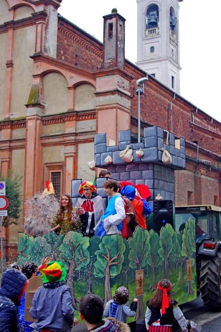 """Il carro di Carnevale 2016 """"Robin Hood"""""""