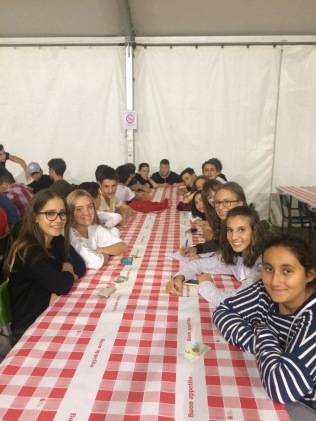 Cena dei giovani - Gruppo '02