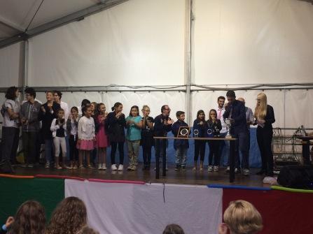 La premiazione del San Martino's Got Talent