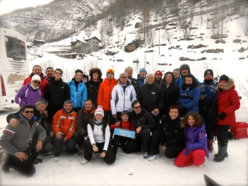 sci club 2015 gruppo