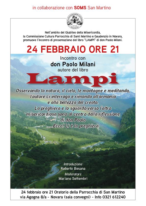 locandina libro don paolo milani 24-02-16