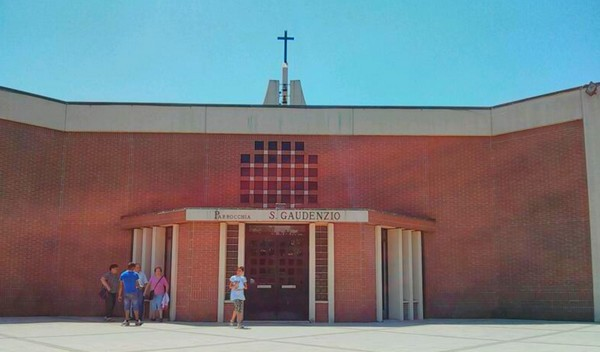 parrocchia san gaudenzio roma