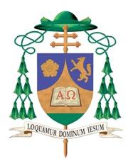 stemma episcopale vescovo franco giulio
