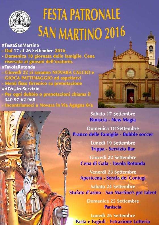 manifesto festa patronale 2016