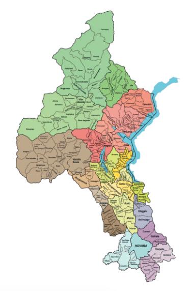 cartina diocesi novara upm 2017