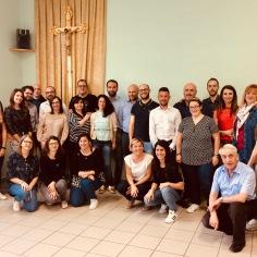 I partecipanti al corso 2018