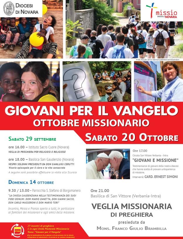 manifesto ottobre missionario 2018