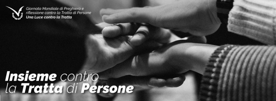 preghiera tratta persone