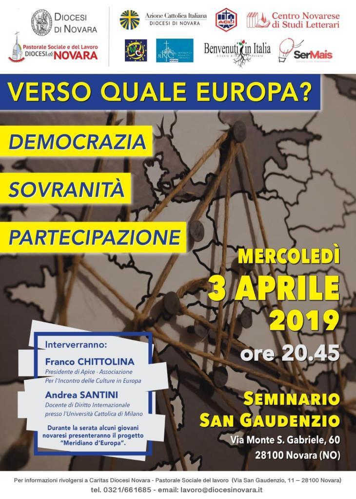 190403 incontro seminario verso quale europa