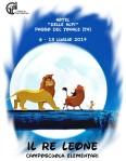 copertina campo elementari 2019 re leone