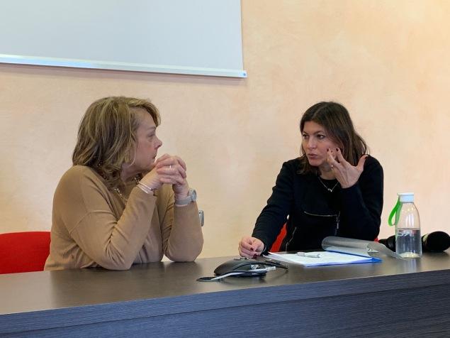 Paola Mazzeri, referente cyberbullismo della scuola media Pier Lombardo