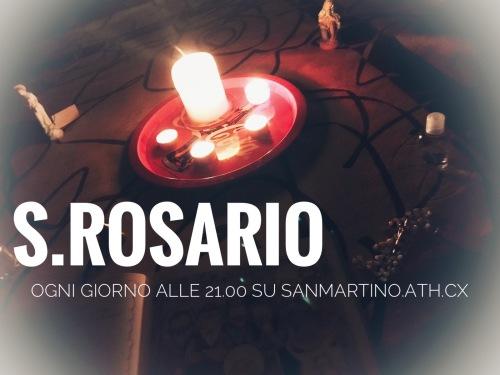 banner rosario quotidiano coronavirus