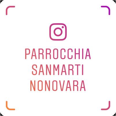 parrocchiasanmartinonovara nametag instagram