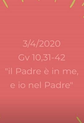 200403 vangelo giorno instagram