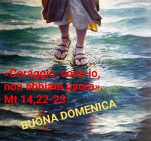 XIX Domenica Tempo Ordinario (A)